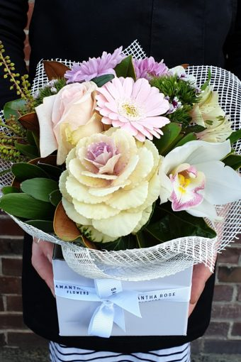 Box Of Blooms – Pastel